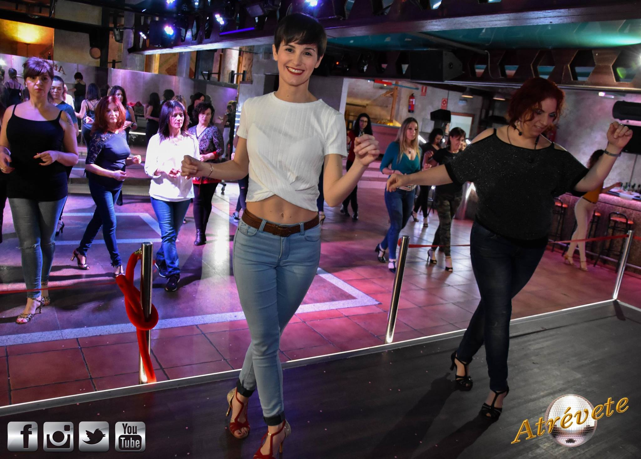 Kizomba Lady Style intensive course